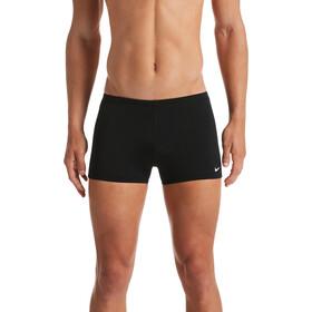 Nike Swim Hydrastrong Solids Square Leg Shorts Men, zwart